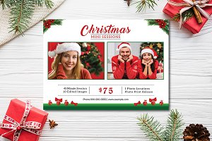 Christmas Mini Session V897