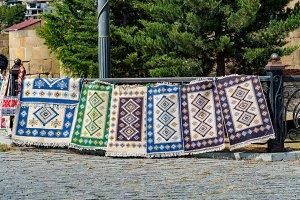 Traditional Georgian Carpets and Kil