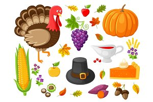 Turkey and Pumpkin Products