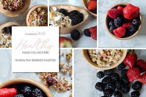 Healthy - The Berries Collection