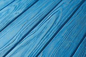 blue wooden striped rustic backgroun