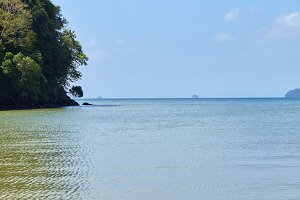Holiday in Thailand Beautiful Island