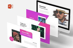 Durandal - Powerpoint Template