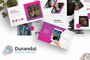 Durandal - Keynote Template