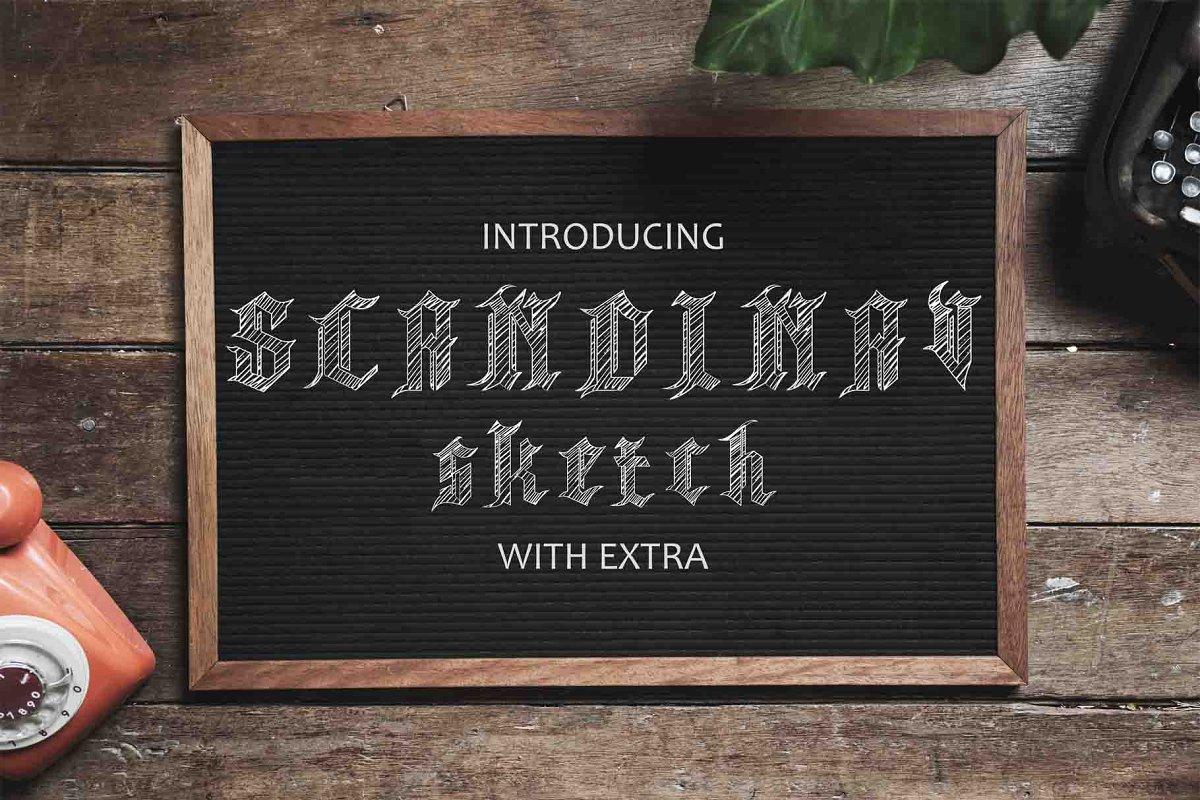 Skandinav Sketch + Extras