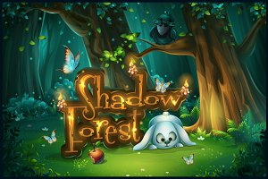 Shadow Forest - GUI Pack