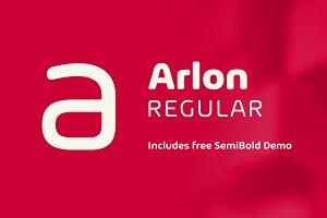 Arlon Regular