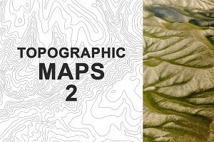 Topographic maps 2