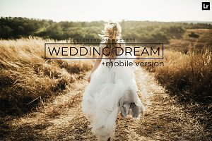 20 Wedding Dream Lightroom Presets