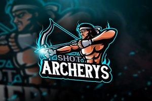 Archerys- Mascot & Esport Logo