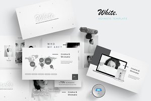 White - Keynote Template