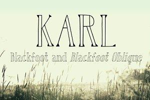 Karl Blackfoot