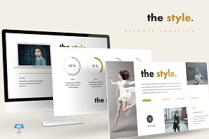 The Style - Keynote Template