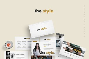 The Style - Powerpoint Template