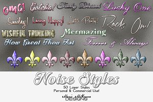 Noise Styles