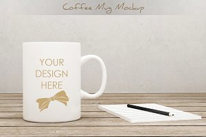 Coffee Mug/Cup Mockup vol.2