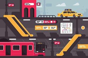 City metro