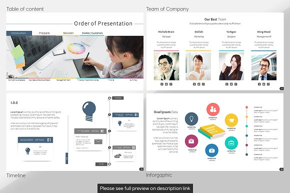insider proposal presentations presentation templates creative