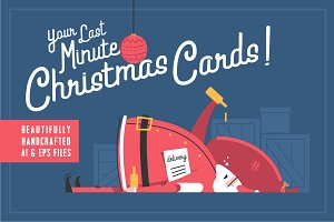 Your Last Minute Christmas Cards