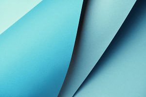 abstract creative bright blue textur