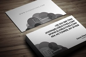 Creative Circles Business Card