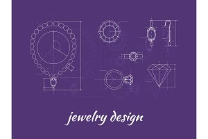 Jewelry Design Banner