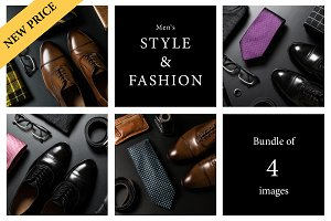 Men's style and fashion bundle III