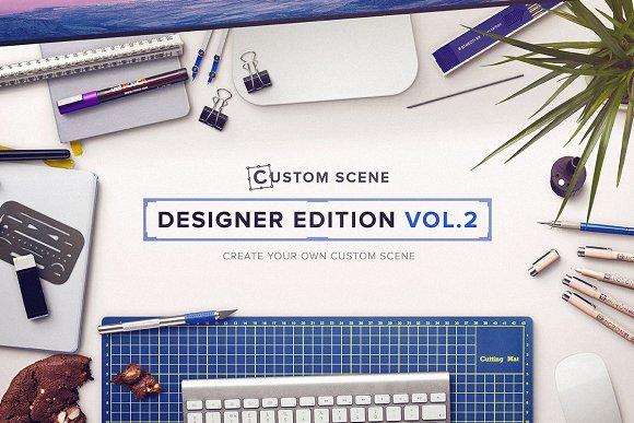 Download Designer Ed. Vol. 2 - Custom Scene