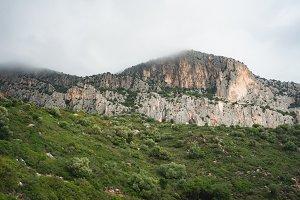 Sardinian Cliff