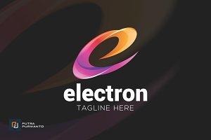 Electron / Letter E - Logo Template