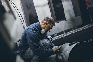 Industrial world