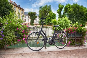 bike in France Comar