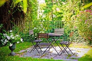 swiss home garden