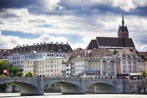 historical center of Basel