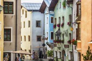 street in Rattenberg