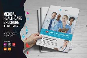 Medical HealthCare Brochure v2