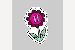 Gender symbol doodle