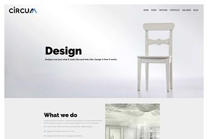 Circum - Creative Agency WP Theme