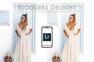 Bloggers Delight | Mobile Lightroom
