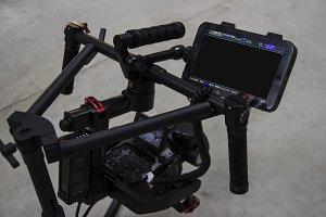Professional cinema digital video