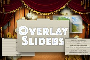 Overlay Sliders Wordpress Plug-In