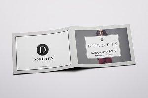 Dorothy - A5 Fashion Lookbook