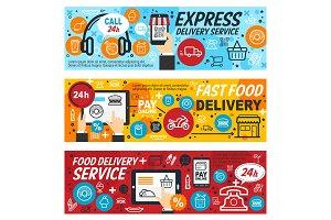 Fast food restaurant online order
