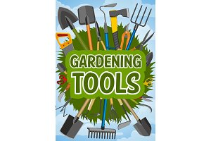 Gardening tools and farming