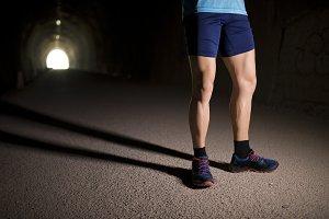tunnel legs