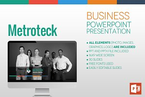 Business Powerpoint Presentation 2
