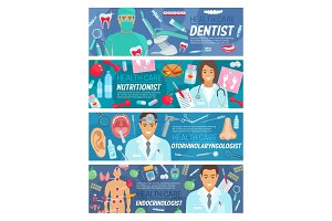 Dentistry, endocrinology medicine