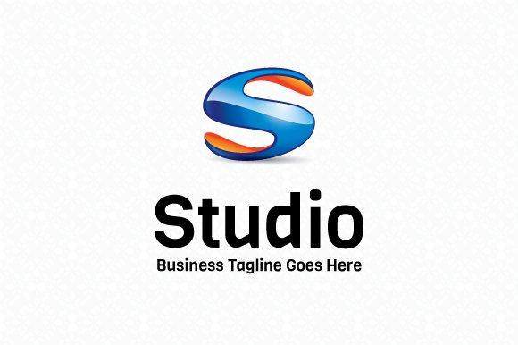 Studio Logo Template