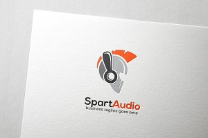 Spartan Audio Logo