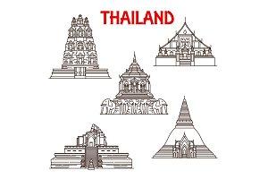 Thailand Chiang Mai, Ayutthaya
